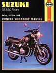 Suzuki GS850 Fours Owners Workbook Ma...