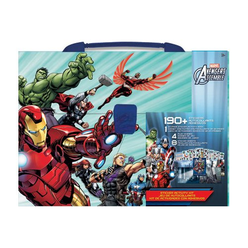 The Avengers Sticker Activity Kit
