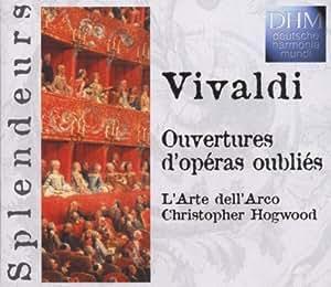 Overtures (Hogwood, Guglielmo, L'arte Dell 'arco)