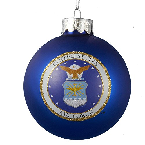 kurt-adler-glass-us-air-force-ball-ornament-80mm
