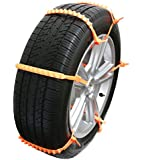 New Zip Grip Go Cleated Tire Traction Device for Cars, Vans and Light Trucks