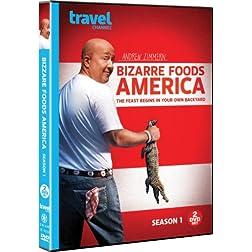 Bizarre Foods America Season 1