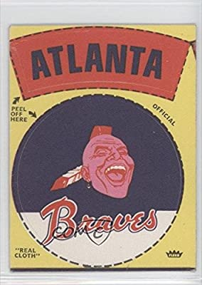 Atlanta Braves Team Atlanta Braves Team (Baseball Card) 1969-76 Fleer Cloth Patches #ATRL.1