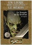 echange, troc Ian Livingstone - Défis fantastiques, Tome 10 : Le Temple de la Terreur