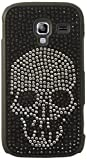 Mocca Design Samsung Galaxy Ace 2 Cover with Crystal Skull Design