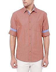 Deezeno Slim Fit Striped Shirt