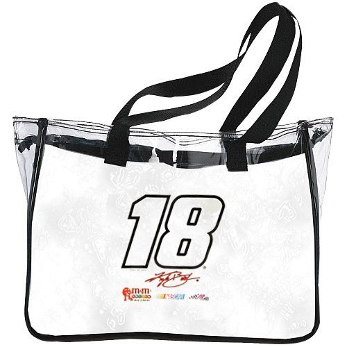 nascar-kyle-busch-clear-tote-by-r-and-r-imports