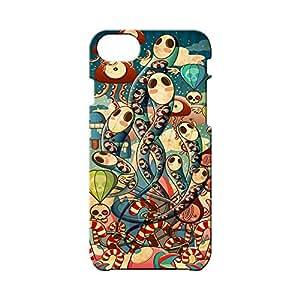 BLUEDIO Designer Printed Back case cover for Apple Iphone 7 - G3929
