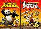 Kung Fu Panda & Secrets of the Furious Five [DVD] [Region 1] [US Import] [NTSC]
