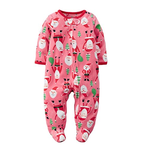 baby-santa-jumpsuit-misaky-infant-long-sleeve-romper-outfits-12m-pink