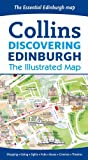 Discovering Edinburgh Illustrated Map (Collins Travel Guides)