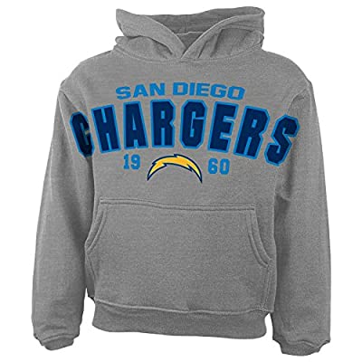 NFL San Diego Chargers Toddler Over Sized Hoodie