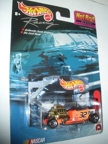 2000 Hot Wheels Nascar Racing Hot Rod Series - Deluxe #32 Tide - #4 0f 4
