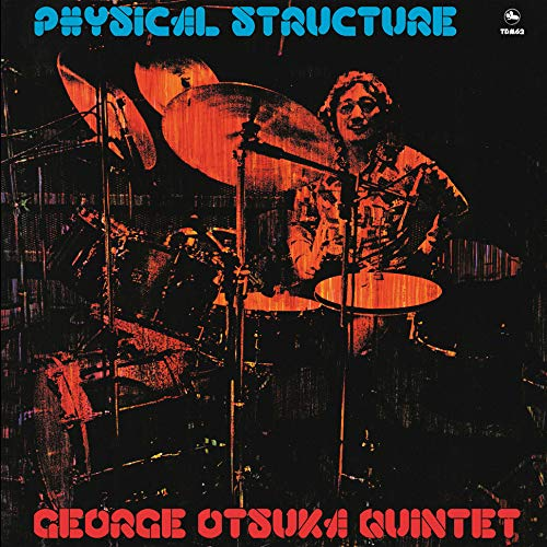 Vinilo : GEORGE OTSUKA - Physical Structure