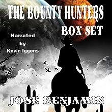The Bounty Hunters Box Set: The Bounty Hunters - Rip Thorne: Texas Bounty Hunter - Clay Barton: Kentucky Bounty Hunter Audiobook by Jose Benjamin Narrated by Kevin Iggens