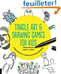 Tangle Art & Drawing Games for Kids:...