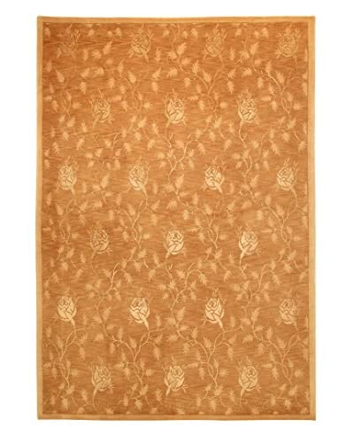 Roubini Tibetan Super Fine Collection Hand-Knotted Rug, Multi, 5' 5 x 8'