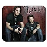 Generic Protective 240Mmx200Mmx2Mm Mouse Pad For Mousemats Custom Design With Band Florida Georgia Line Choose Design 5