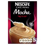 Nescafé Café Menu Mocha 8 x 22g (Pack of 6, Total 48 Sachets)