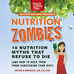 Nutrition Zombies Audiobook
