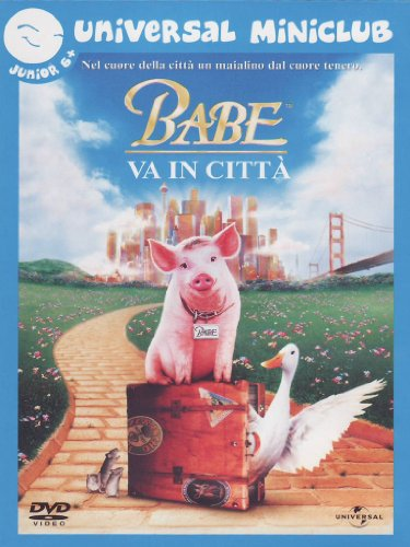 Babe va in città [IT Import]