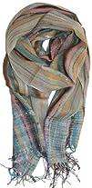 LibbySue-Indian Inspired Woven Stripe