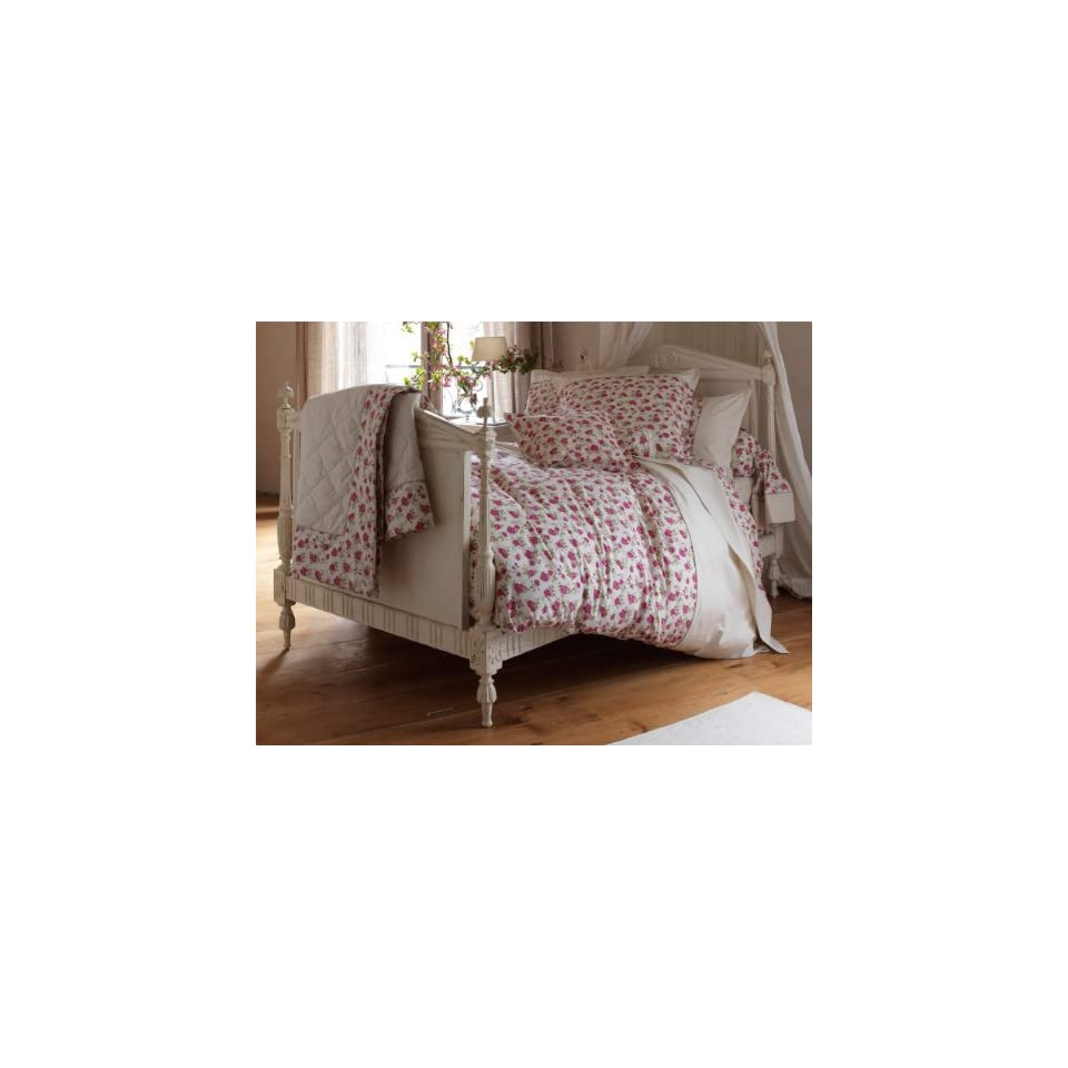 Laura Ashley Cranley Oatmeal Wende Bettwäsche 135x20080x80 Mit On