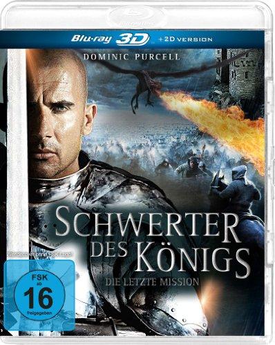 Schwerter des Königs - Die letzte Mission (inkl. 2D-Version) [3D Blu-ray]