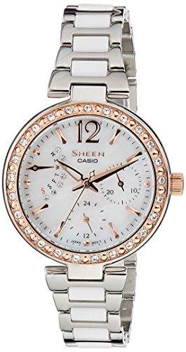 Casio-Sheen-Analog-Silver-Dial-Womens-Watch-SHE-3042SG-7AUDR