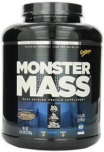 CytoSport Monster Mass 2700 g Chocolate Weight Gain Shake Powder