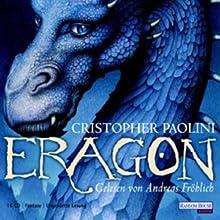 Eragon 1: Das Vermächtnis der Drachenreiter (       ungekürzt) von Christopher Paolini Gesprochen von: Andreas Fröhlich
