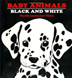 img - for Baby Animals Black and White: Black and White book / textbook / text book