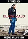 BLACK MASS (BLU-RAY + DVD + ULTRAVIOLET)