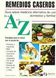 Remedios Caseros de La A A La Z