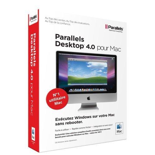 EDU/Parallels Desktop for Mac 4.0/FR