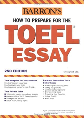 Good Luck TOEFL - Free Sample TOEFL Essays