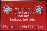 Fussmatte FCB Fan