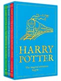 Harry Potter The Magical Adventure Begins, 3 Vol Boxed Set