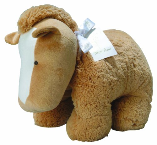 Pickles Mon Ami Companion Plush, Harrison Horse