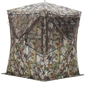 Barronett Blinds BM02BT Big Mike XT Portable 62 x 62 x 84 Hunting Blind by Barronett Blinds