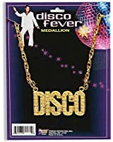 Disco Fever Costume Necklace