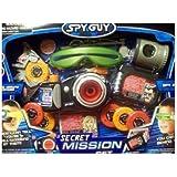 Spy Guy Secret Mission Set SPY EYE KIT, 13 Pieces