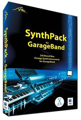 synthpack-for-garageband-mac