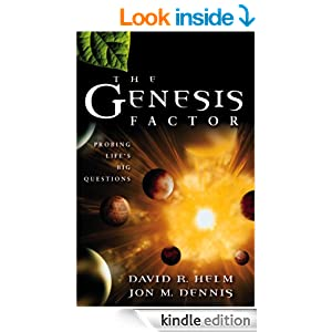 The Genesis Factor: Probing Life's Big Questions