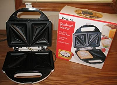 Cool Touch Sandwich Toaster by magic chef