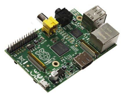 Raspberry Pi Type B 512MB