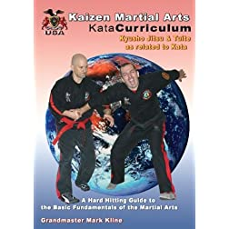 Mark Kline Kata Curriculum - Adding Pressure Points to your Kata