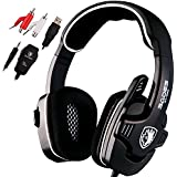 SADES SA922 Pro PC Gaming Headset Surround Sound Stereo Headphones with Microphone for XBOX 360/PS3/PC/Mobile Phone