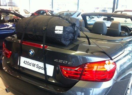 bmw-serie-4-cabriolet-convertible-de-coffre-a-bagages-boot-bag-original