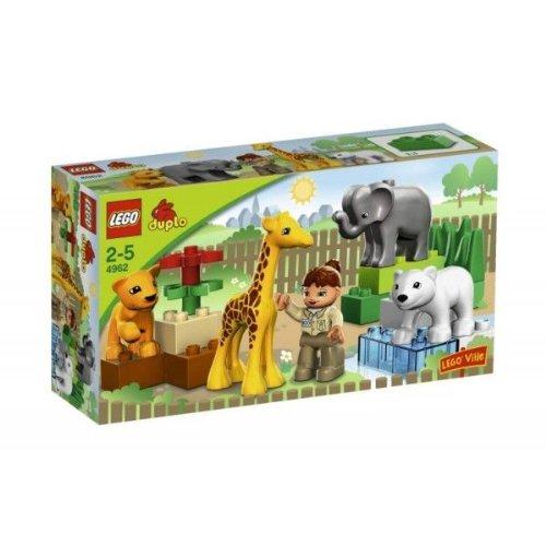 Imagen de DUPLO LEGO Ville Zoo Baby V70 (4962)